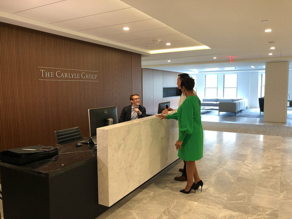 Carlyle Front Desk