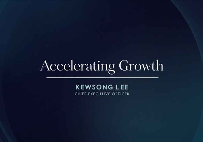 Accelerating Growth