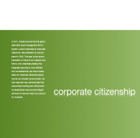 2013 Corporate Citizenship Report