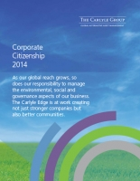 2014 Corporate Citizenship Report