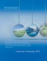 2015 Corporate Citizenship Report