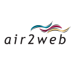 Air2Web logo
