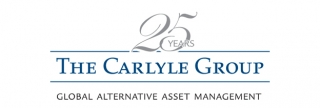 Carlyle 25th Logo