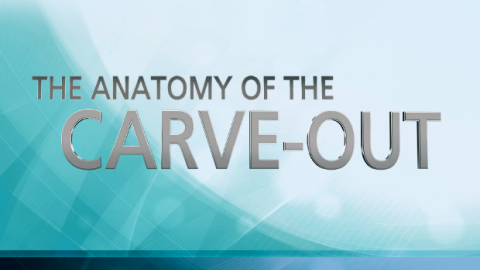 Anatomy of a Carve Out Video